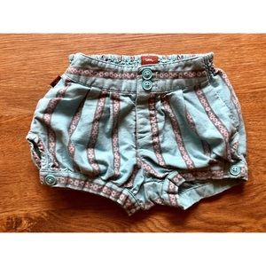 Bubble Shorts